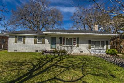 Goose Creek Single Family Home Contingent: 123 Belknap Road