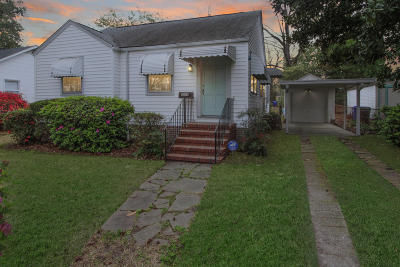 North Charleston Single Family Home For Sale: 4806 Parkside Drive