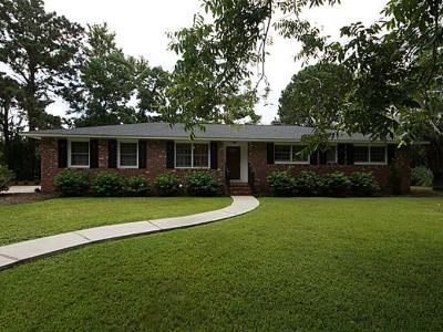 Charleston Single Family Home Contingent: 836 Darwin Street
