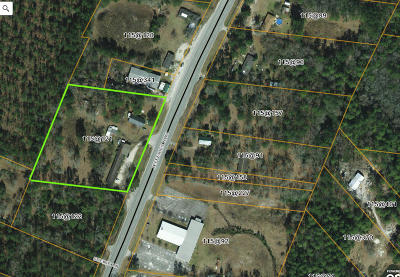 Walterboro Multi Family Home For Sale: 4605 Jefferies Highway