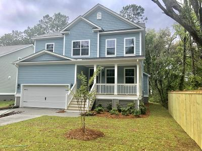 Charleston Single Family Home For Sale: 1601 Secessionville Road