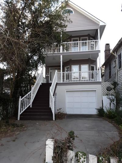 Single Family Home For Sale: 97 Beaufain Street