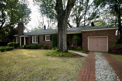 Single Family Home For Sale: 705 W Harrison Road