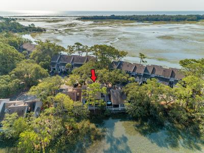 Johns Island Attached For Sale: 1239 Creek Watch