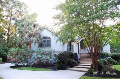 Seabrook Island Single Family Home For Sale: 2432 Golf Oak Park