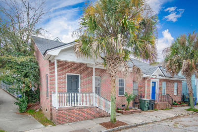 Charleston Single Family Home For Sale: 8 Todd Street