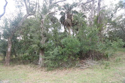 Edisto Beach SC Residential Lots & Land For Sale: $158,000