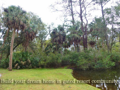 Edisto Island SC Residential Lots & Land For Sale: $89,000
