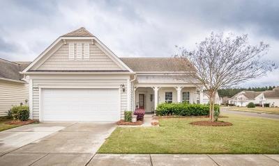 Summerville Single Family Home For Sale: 198 Schooner Bend Avenue