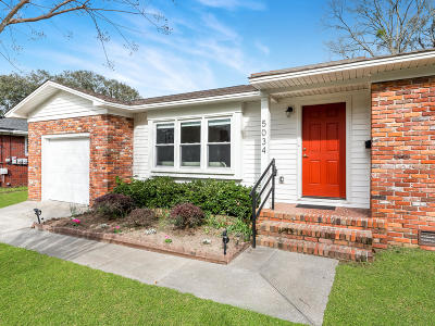 North Charleston Single Family Home For Sale: 5034 Poole Street