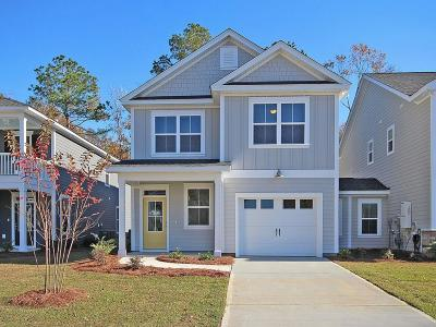 Charleston County Single Family Home Contingent: 318 Grouse Park