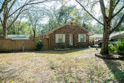 Walterboro Single Family Home For Sale: 215 Oak Circle
