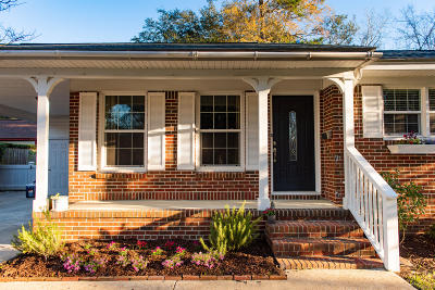 Single Family Home For Sale: 1150 Browning Road