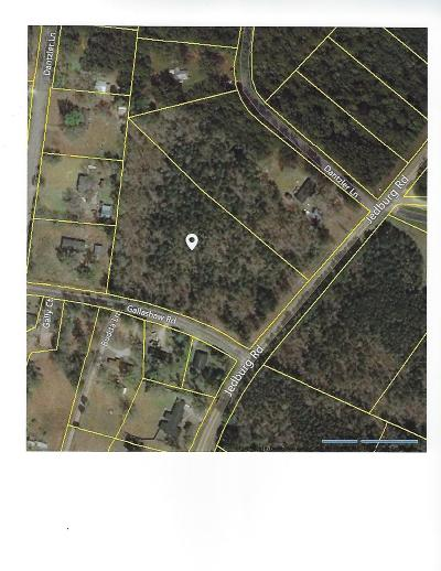 Summerville Residential Lots & Land For Sale: Gallashaw