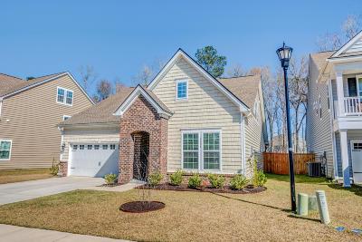 Ladson Single Family Home Contingent: 9826 Black Tupelo Lane