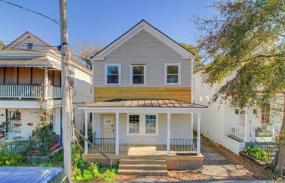Charleston Single Family Home Contingent: 27 Cleveland Street