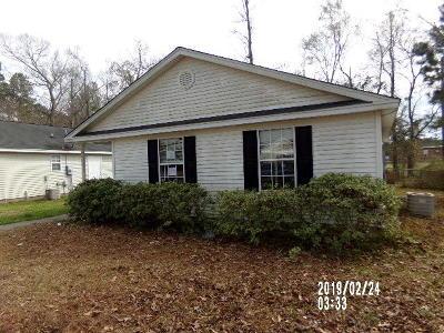Goose Creek Single Family Home Contingent: 395 Price Street