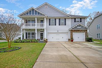 Hanahan Single Family Home Contingent: 1052 Dominion Drive #B