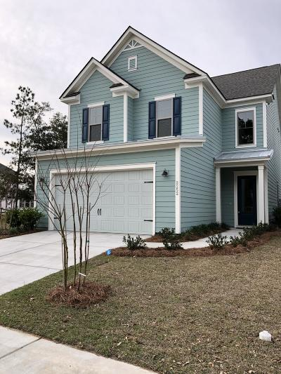 Mount Pleasant Single Family Home For Sale: 2252 Primus Road