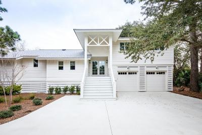 Seabrook Island Single Family Home For Sale: 3560 Seaview Drive