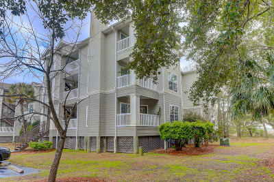 Charleston County Attached For Sale: 700 Daniel Ellis Drive #7107
