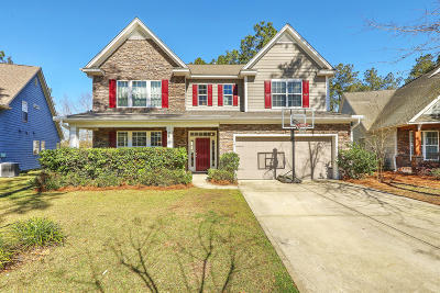 Single Family Home Contingent: 110 Comiskey Park Circle Circle