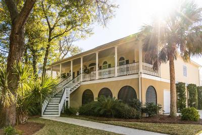 Folly Beach Single Family Home Contingent: 273 Little Oak Island Drive