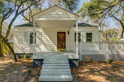 North Charleston Single Family Home For Sale: 4415 Lambert Street