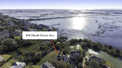 Mount Pleasant Single Family Home For Sale: 836 Marsh Grove Avenue
