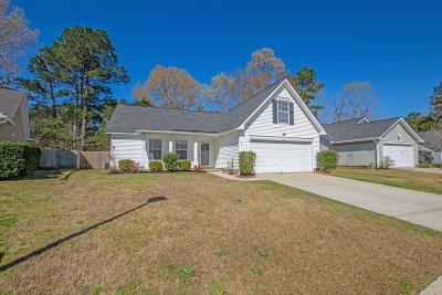 Single Family Home For Sale: 449 Cabrill Drive