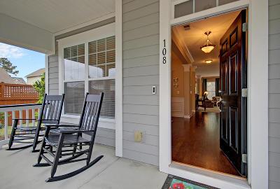 Moncks Corner Single Family Home For Sale: 108 Saluda Drive