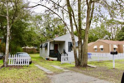 North Charleston Single Family Home Contingent: 2616 Ferrara Drive