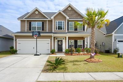Moncks Corner Single Family Home For Sale: 522 Foxbank Plantation Boulevard