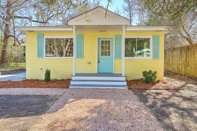 North Charleston Single Family Home Contingent: 4876 Upjohn Road