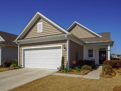 Summerville Single Family Home Contingent: 212 Waterfront Park Drive