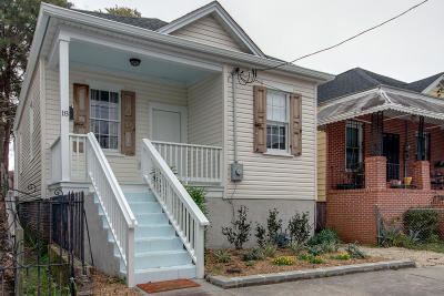 Charleston Single Family Home For Sale: 18 N Tracy Street