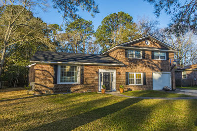 Single Family Home Contingent: 415 Rotherwood Drive