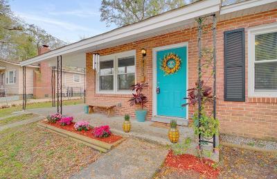 North Charleston Single Family Home For Sale: 4123 Oakridge Drive