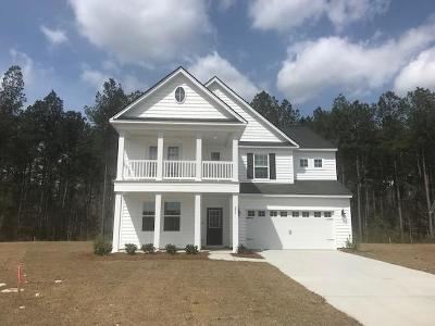 Summerville Single Family Home Contingent: 241 Firewheel Court