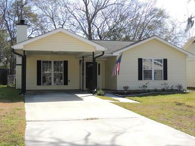 North Charleston Single Family Home Contingent: 5722 Saint Angela Drive