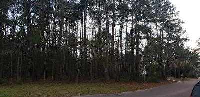 Summerville Residential Lots & Land For Sale: Edisto Drive