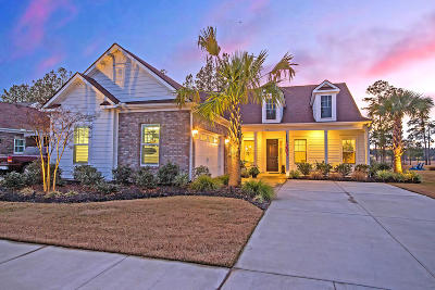 Summerville Single Family Home Contingent: 503 Tidewater Chase Lane