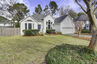 Mount Pleasant Single Family Home For Sale: 2051 Hallahan Court