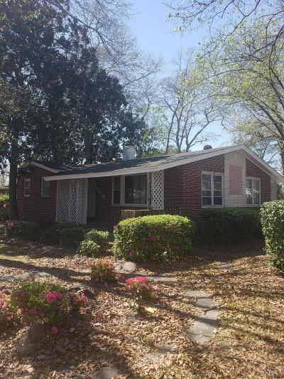 North Charleston Single Family Home For Sale: 5415 Gale Street