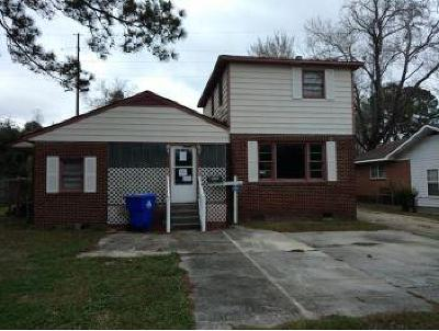 North Charleston Single Family Home For Sale: 2653 Martha Drive