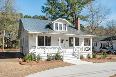 Single Family Home For Sale: 324 Woodland Shores Road
