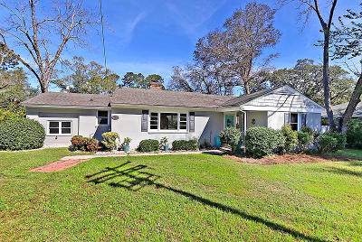 Single Family Home Contingent: 2078 Saint Lukes Drive