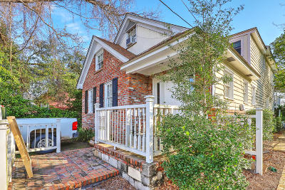 Charleston Single Family Home For Sale: 4 Orrs Court