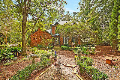 Summerville Single Family Home Contingent: 507 Lakeview Dr