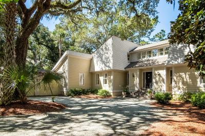 Seabrook Island Single Family Home Contingent: 2548 High Hammock Road